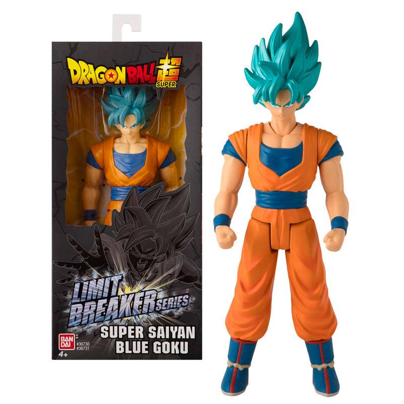 Goku Super Saiyan Blue Limit Breaker Series