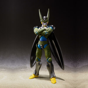 Perfect Cell SH Figuarts Event Exclusive Color