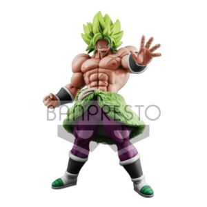 Broly Super Saiyan Full Power King Clustar